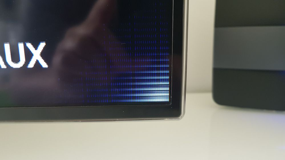 UE50F6670SBXXU Screen problem - Samsung Community