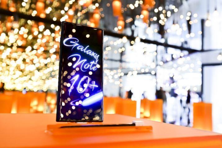 Samsung IFA 2019 Note10.JPG
