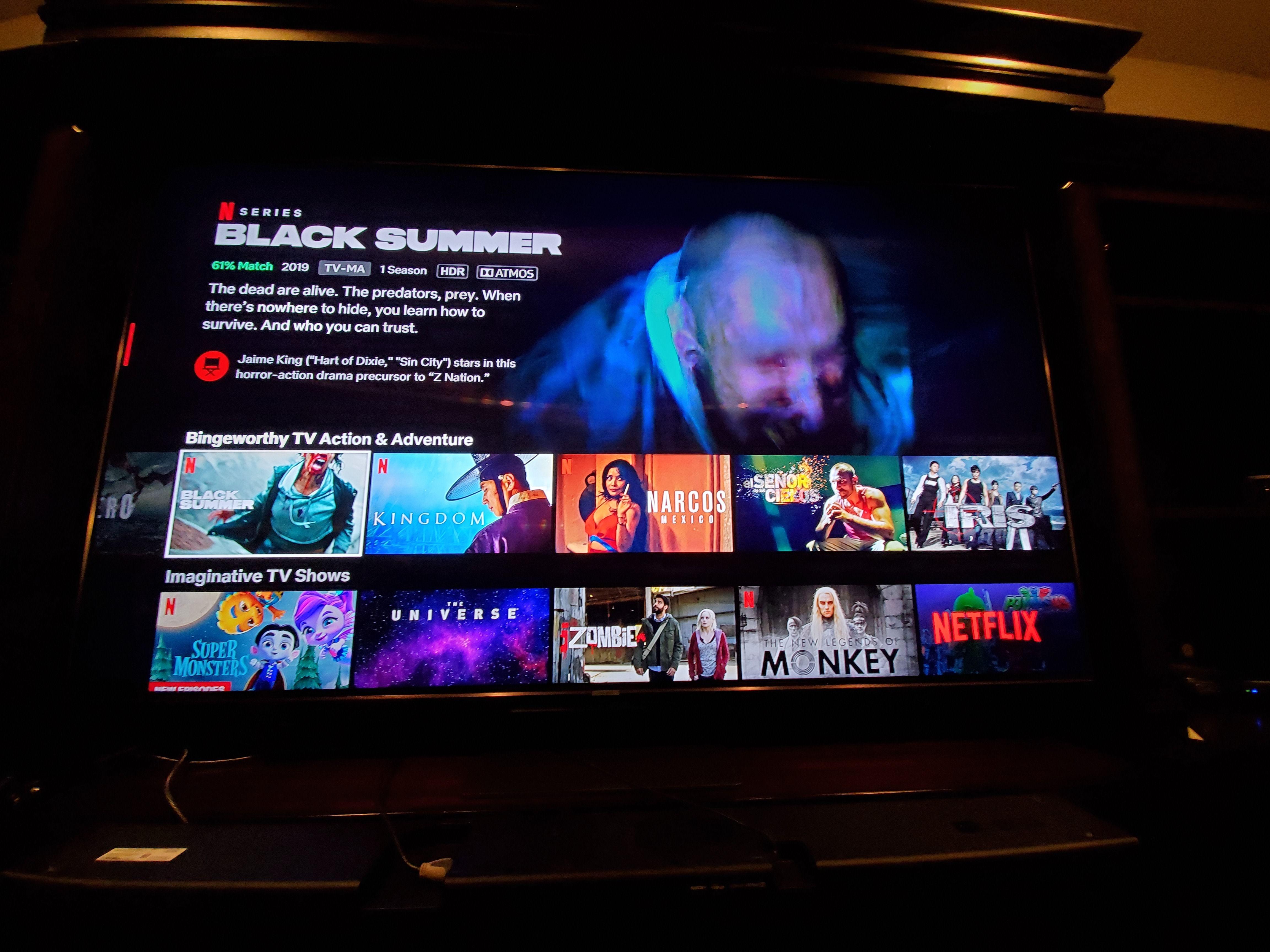 Netflix Atmos