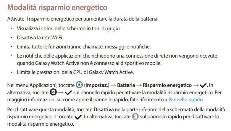 risparmio energetico watch active 2.JPG