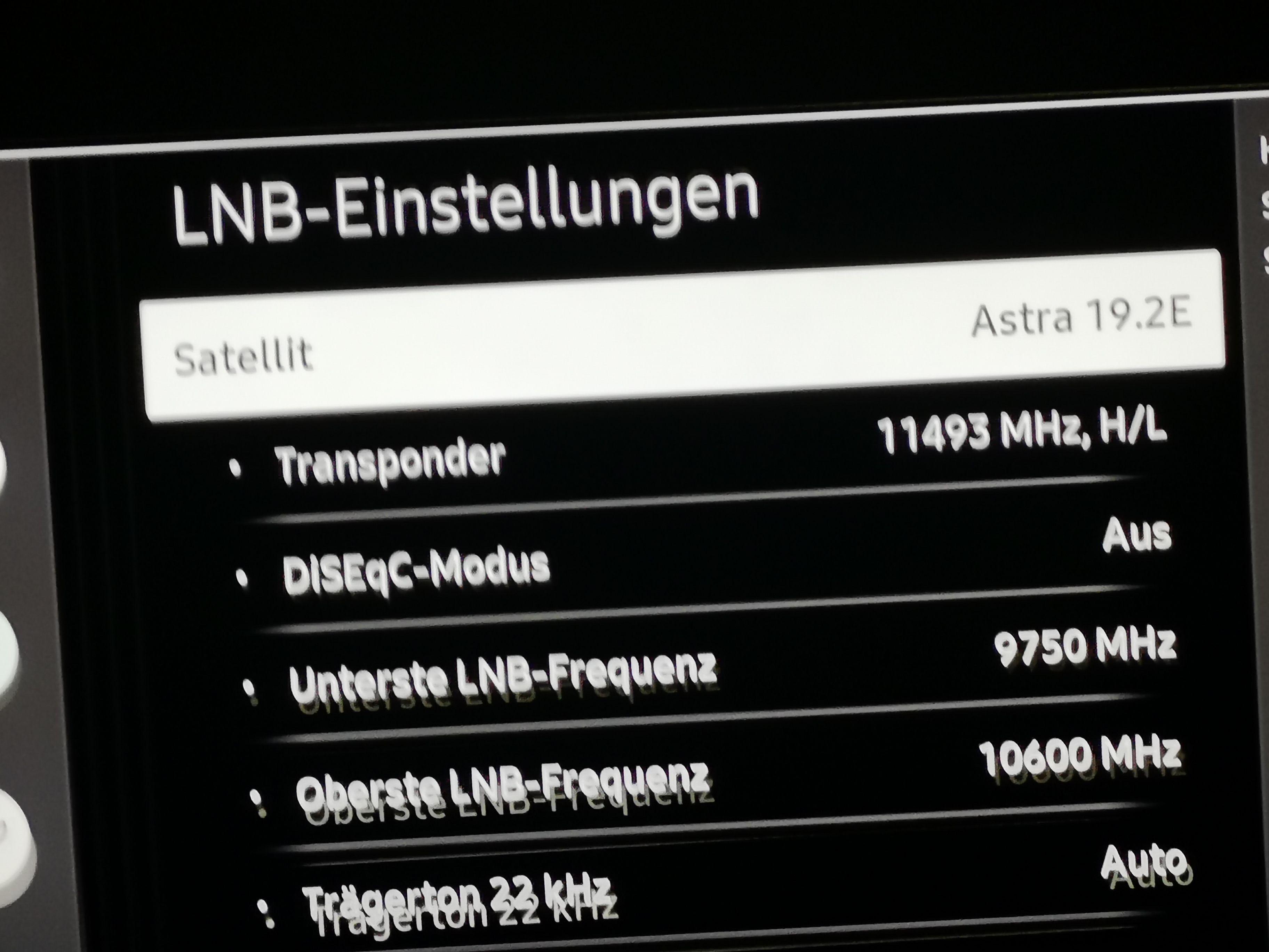 Rtl über Satellit