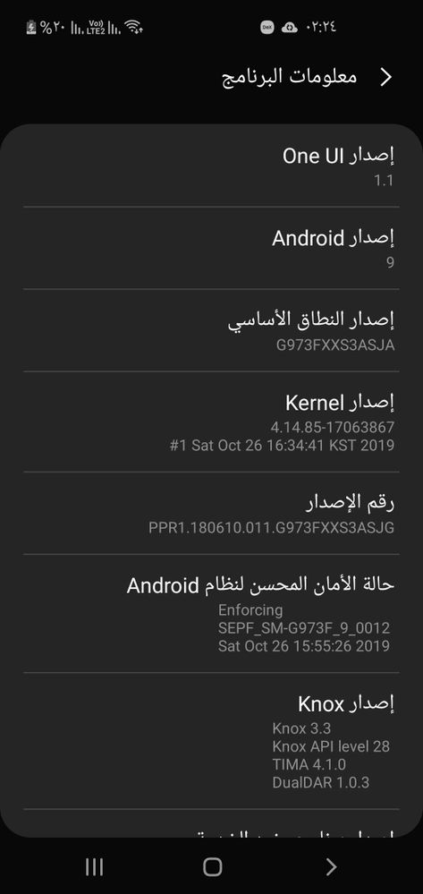 I am in France , and untill now I didn't receive android 10, I received security update multi timea
