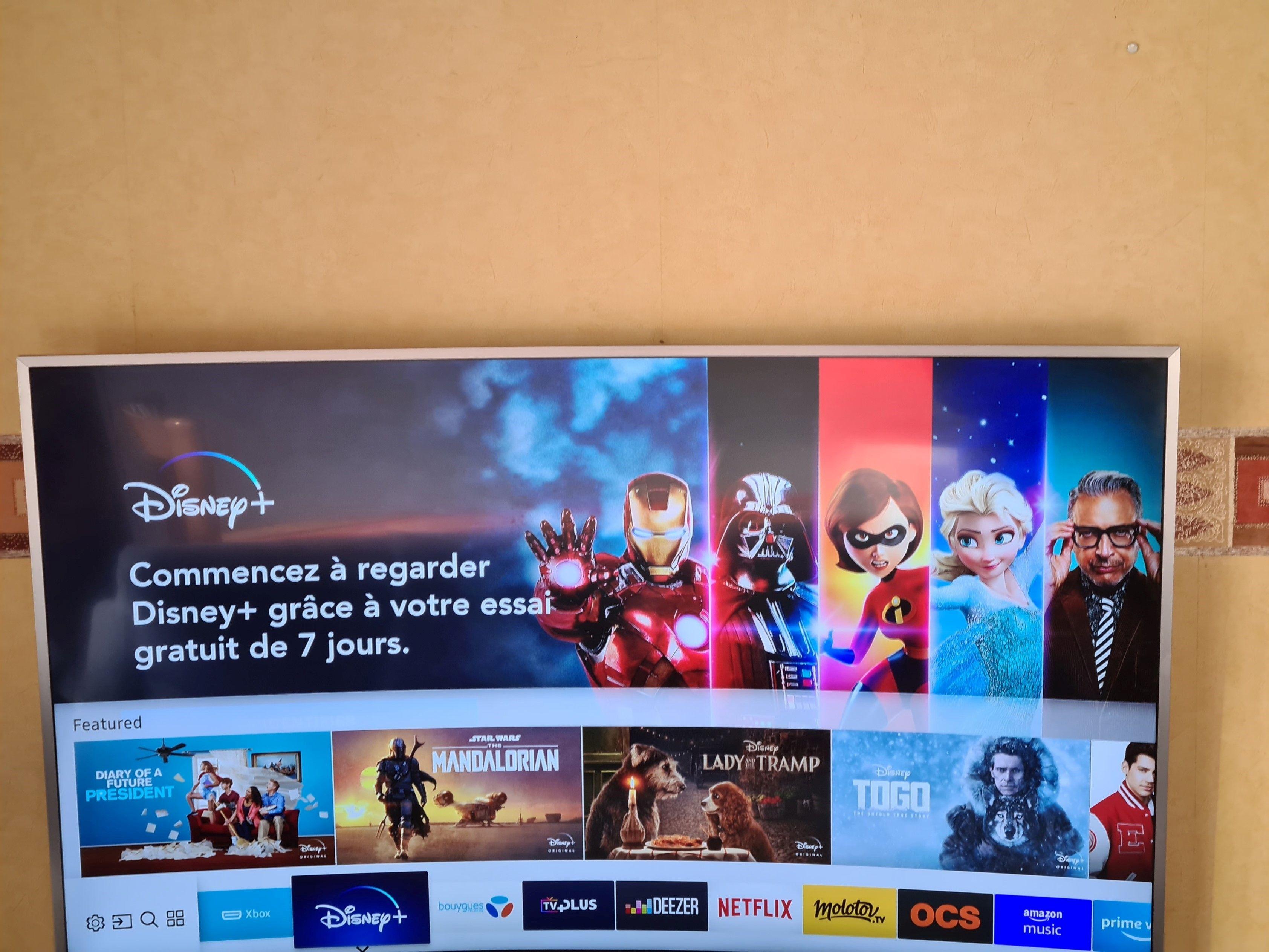 Disney Plus Auf Samsung Smart Tv