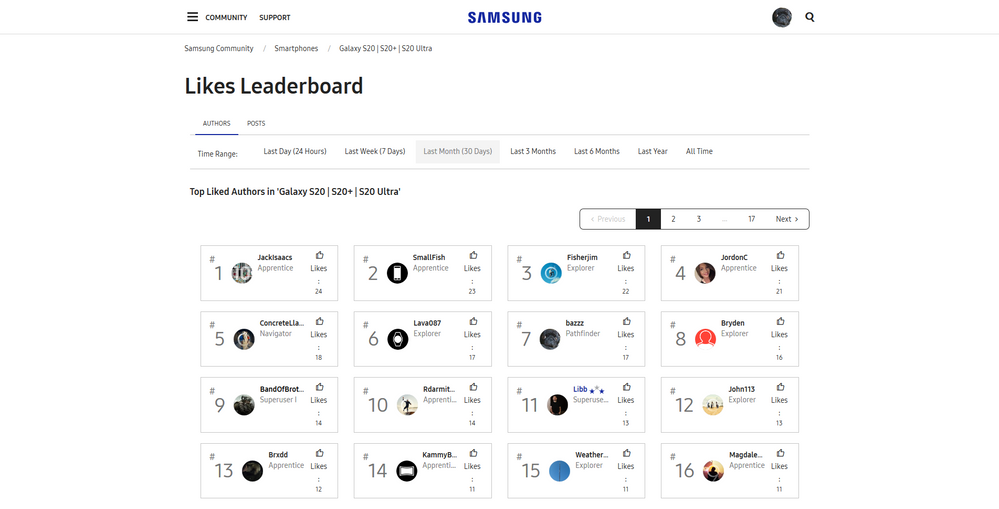 Screenshot_2020-04-13 Likes Leaderboard - Samsung Community(1).png