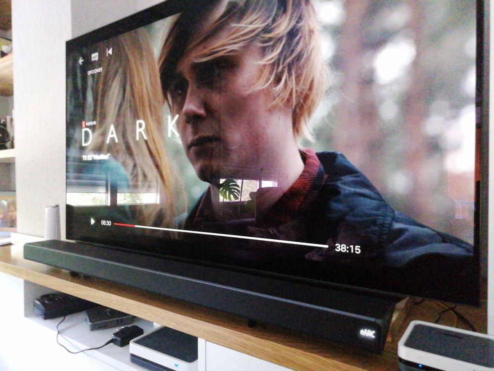 LG C9 + Q70R samsung soundbar