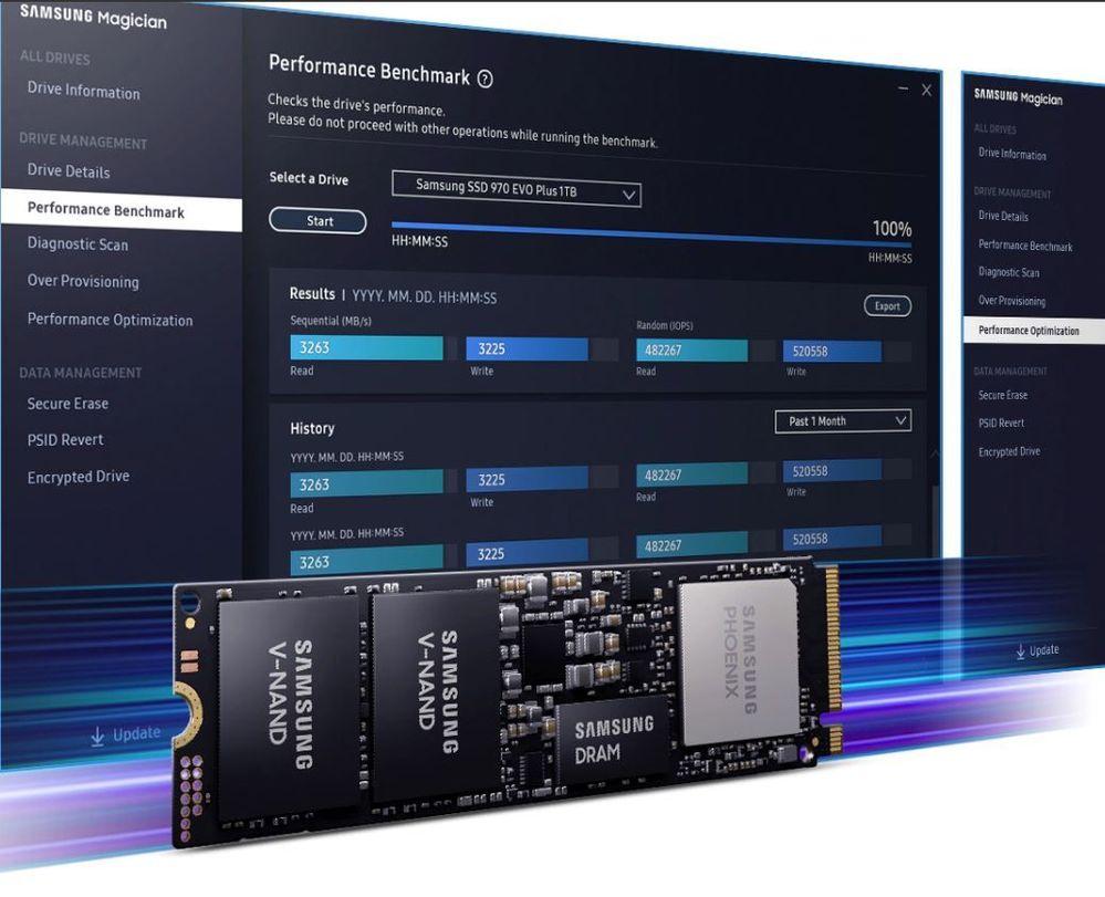 Samsung Magician 970 EVO Performance.JPG