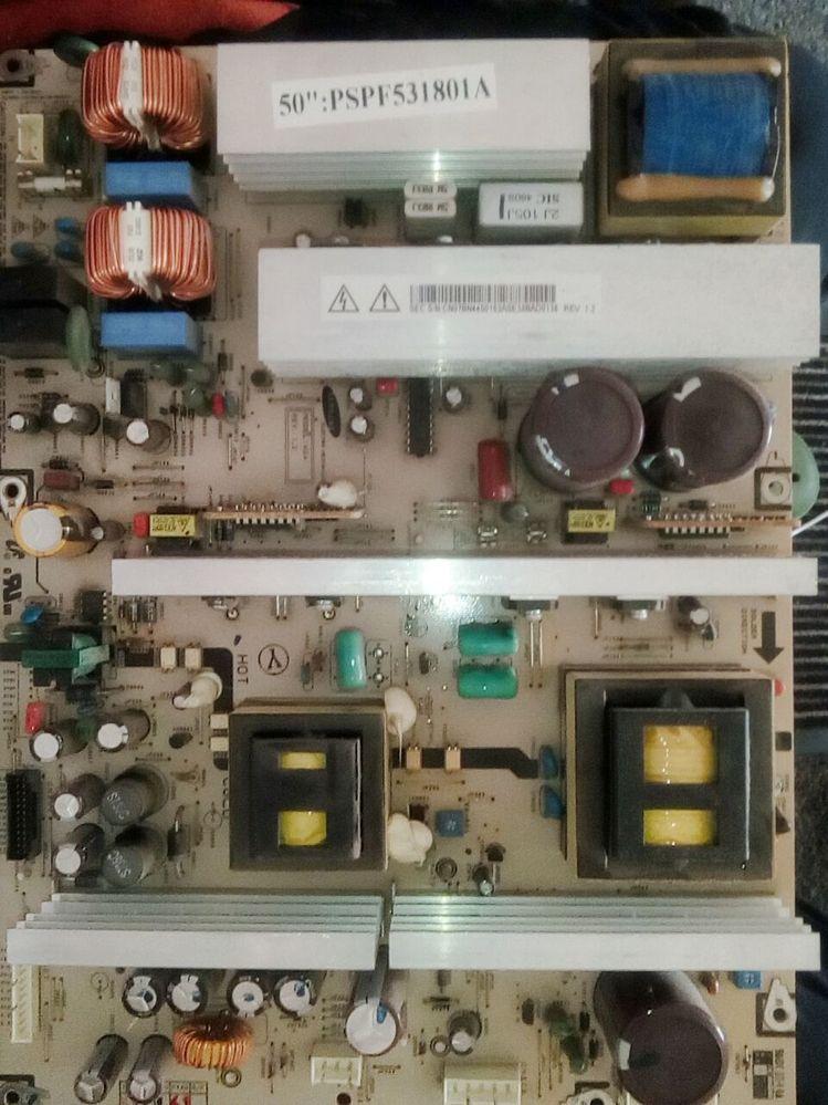 """Samsung 50"""" PSPF531801A TV"""