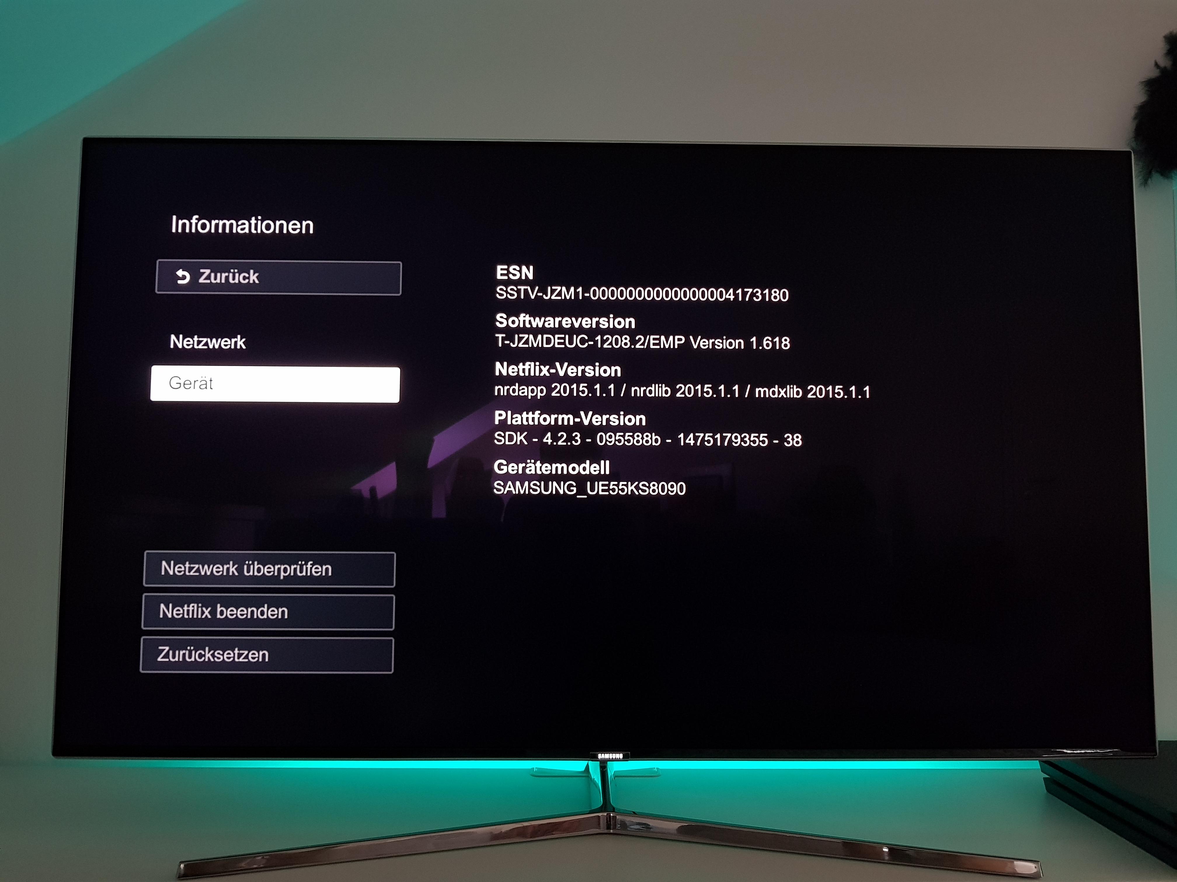 Netflix Fehler Ui-800-3