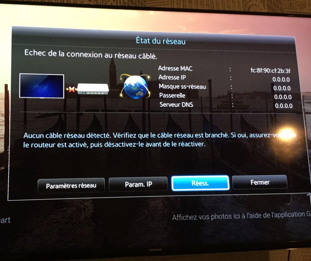 Samsung Smart Tv Probleme
