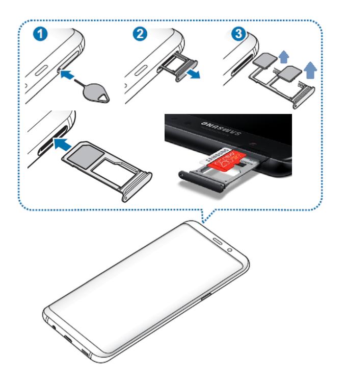 tiroir carte sim bloqué SAV S9+ Déjà :((   Samsung Community