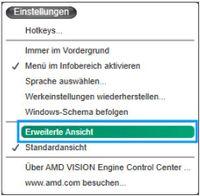 Skalierung bei Samsung Monitoren - Einstellungen je nach