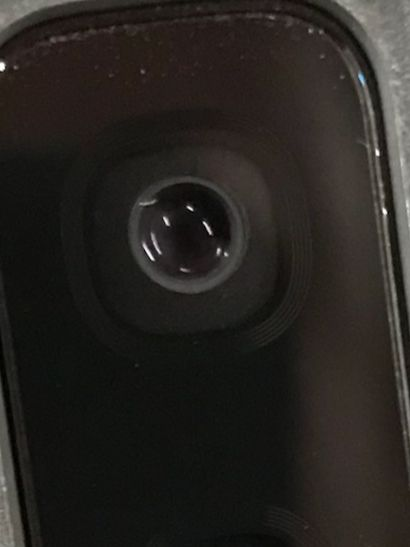 Rear lense