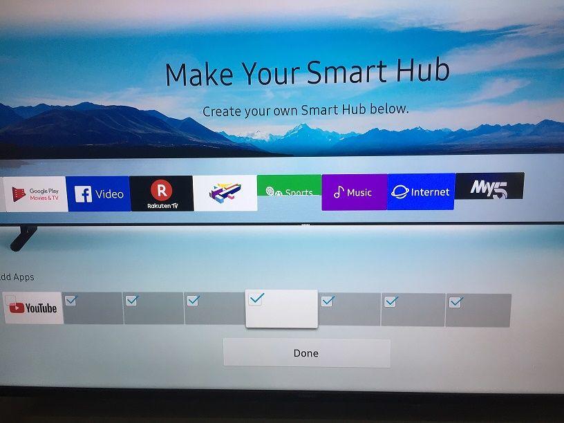 Solved: Samsung UE55MU6100 - Smart Hub Appears Corrupted - Samsung