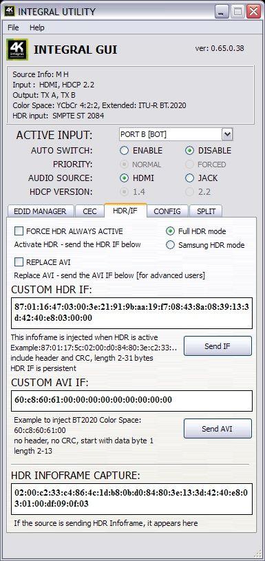 iPlayer HLG/UHD HDR on Samsung's J and K Series TVs - Page
