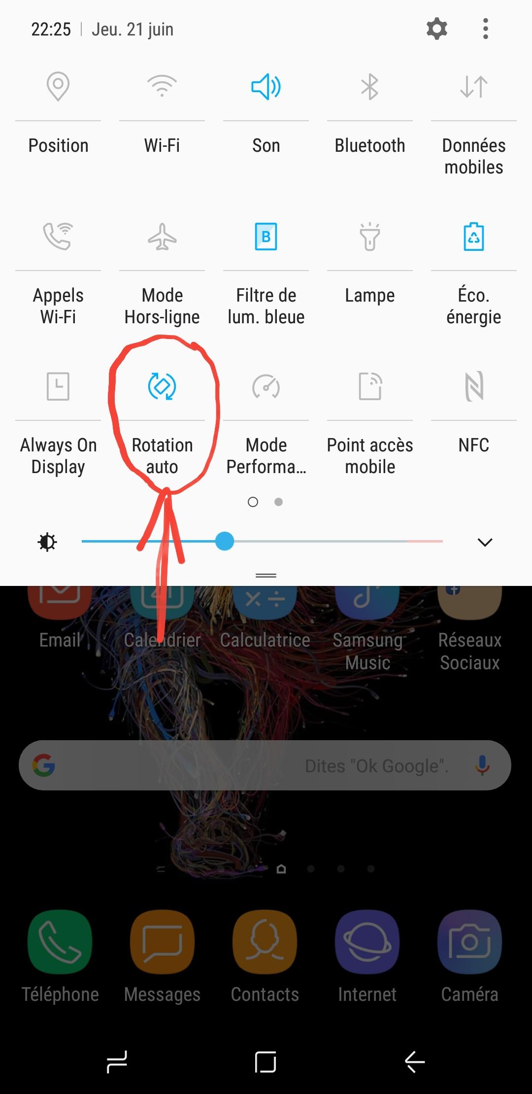 Comment Faire Une Capture Decran Sur Samsung J5 2016