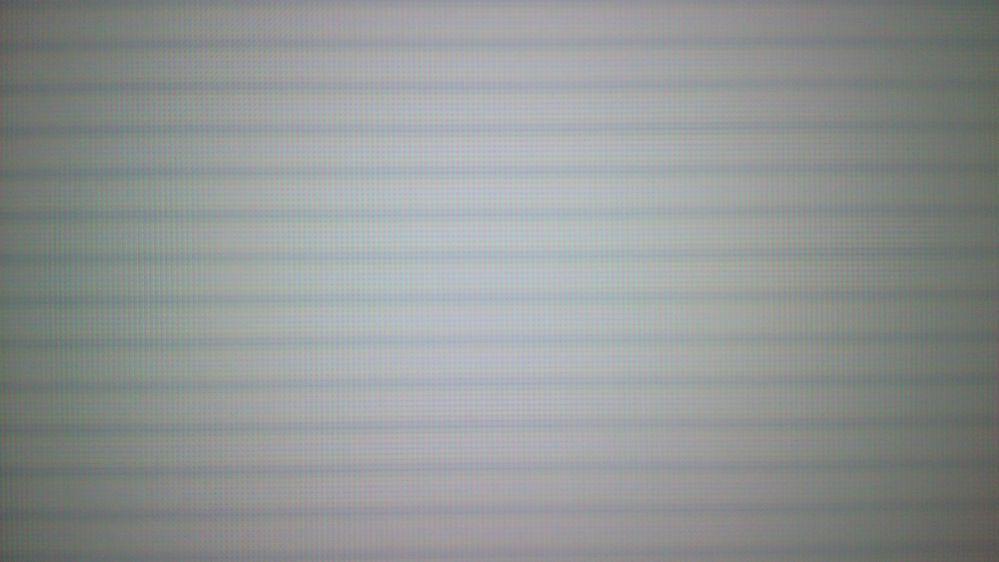 Thin horizontal lines - Samsung Community