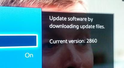 Current firmware version