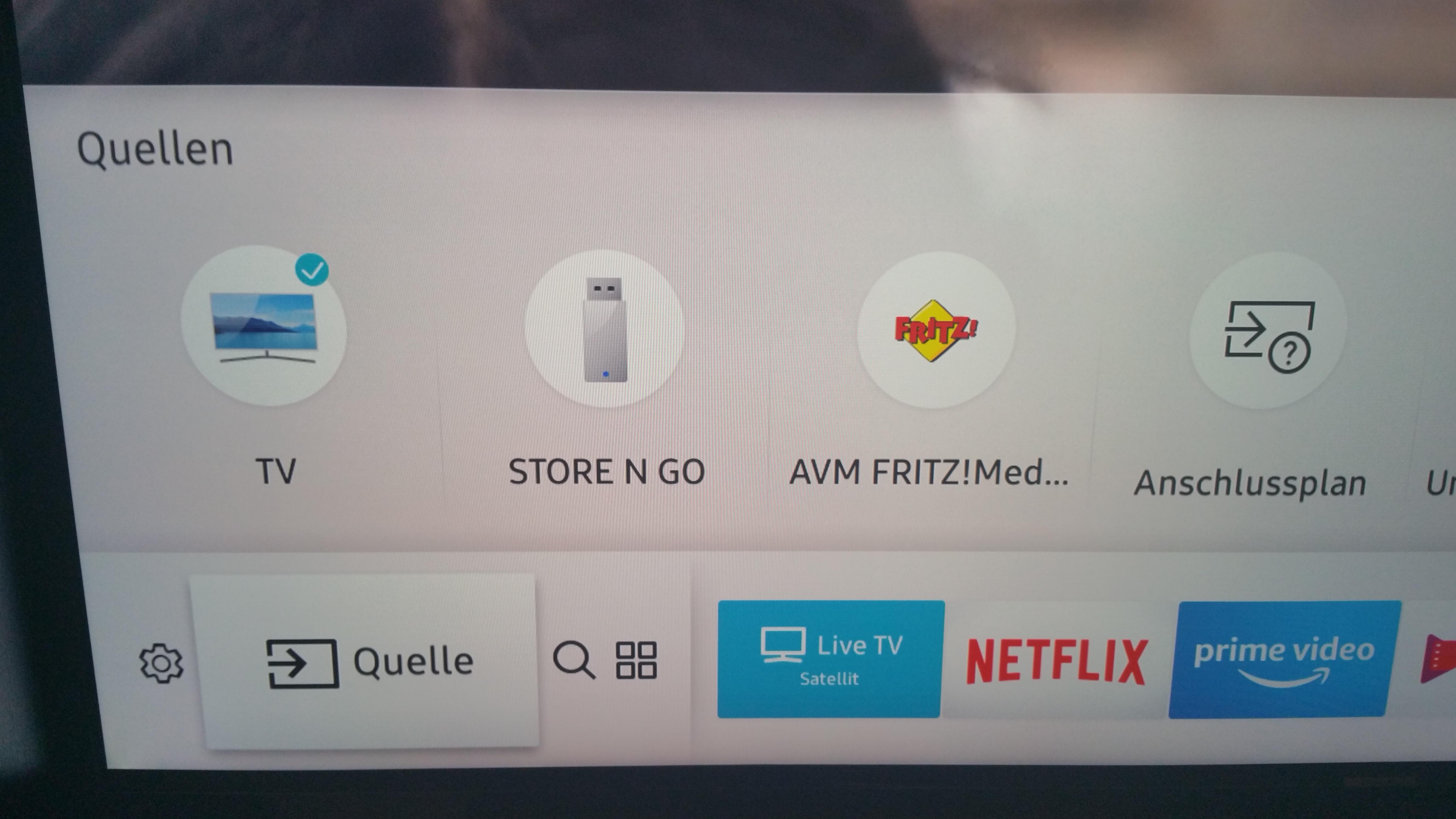 Samsung Tv Anmelden