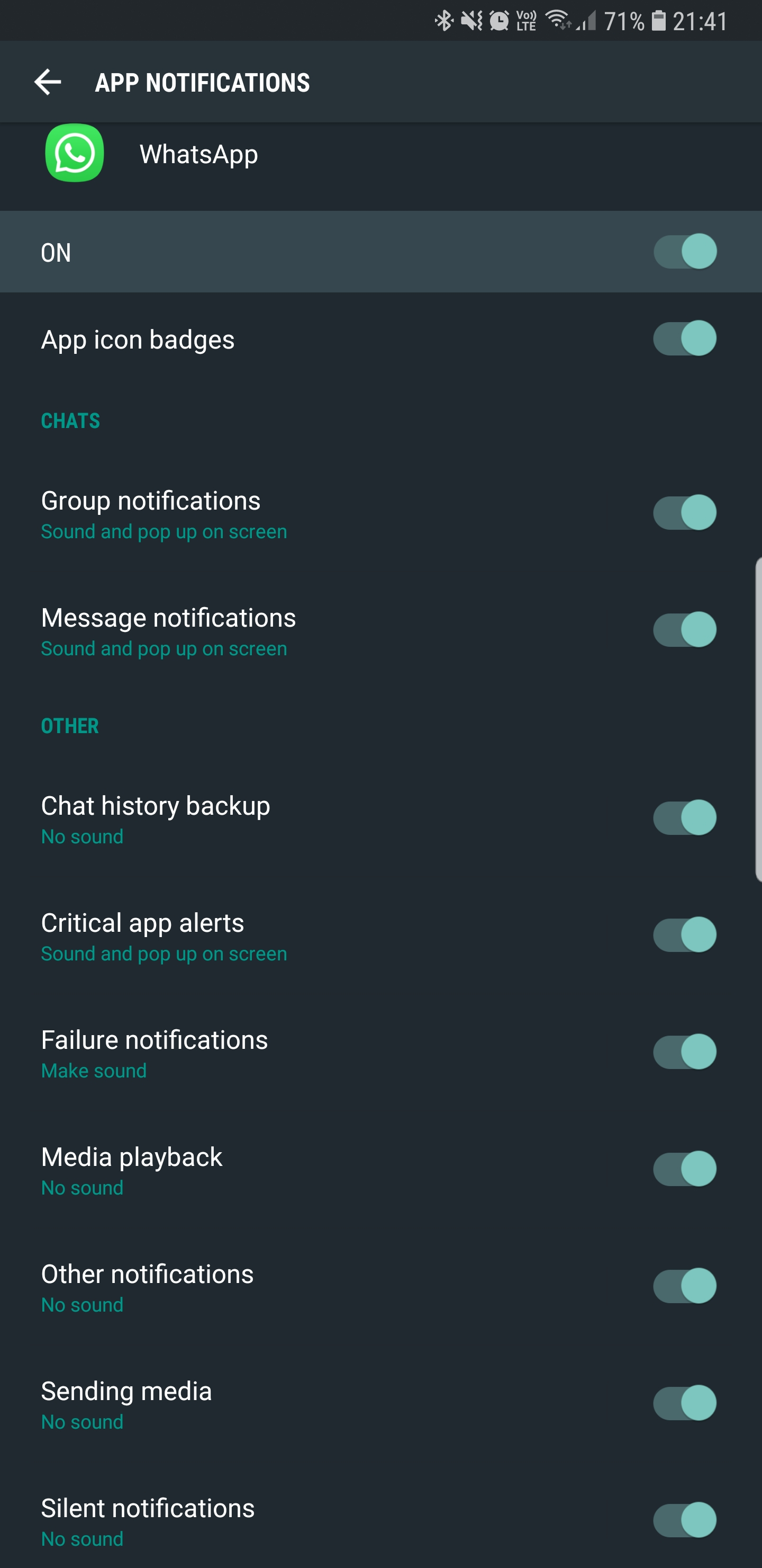 Notify During Call not working properly - Samsung Community