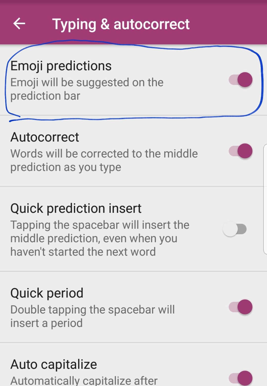 Automatic emoticons - Samsung Community