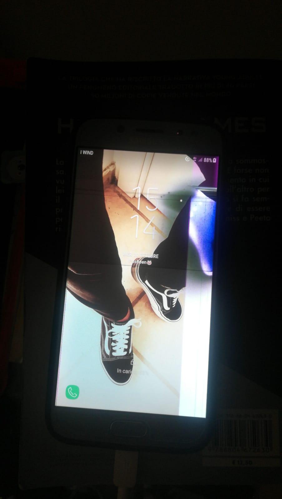 Centro Assistenza Samsung Ragusa.Problema Al Display Macchie Aloni Pagina 9 Samsung