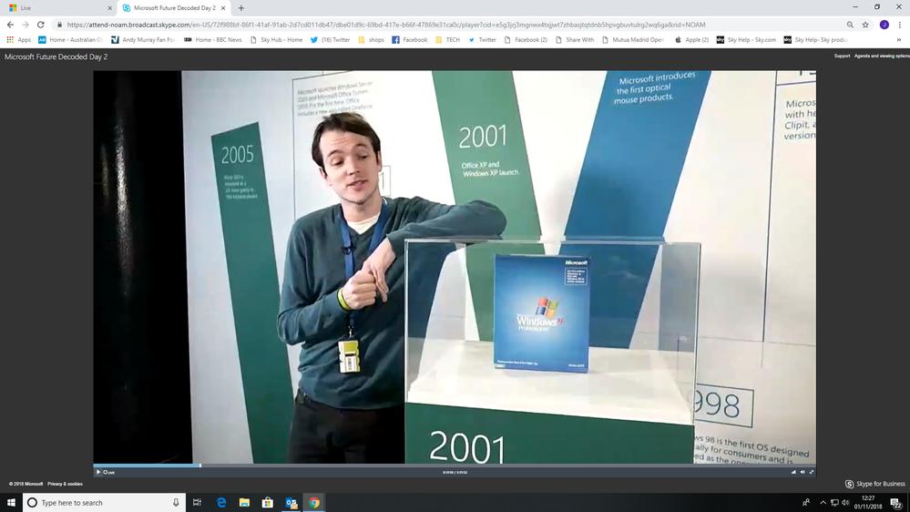 Windows XP Experience)