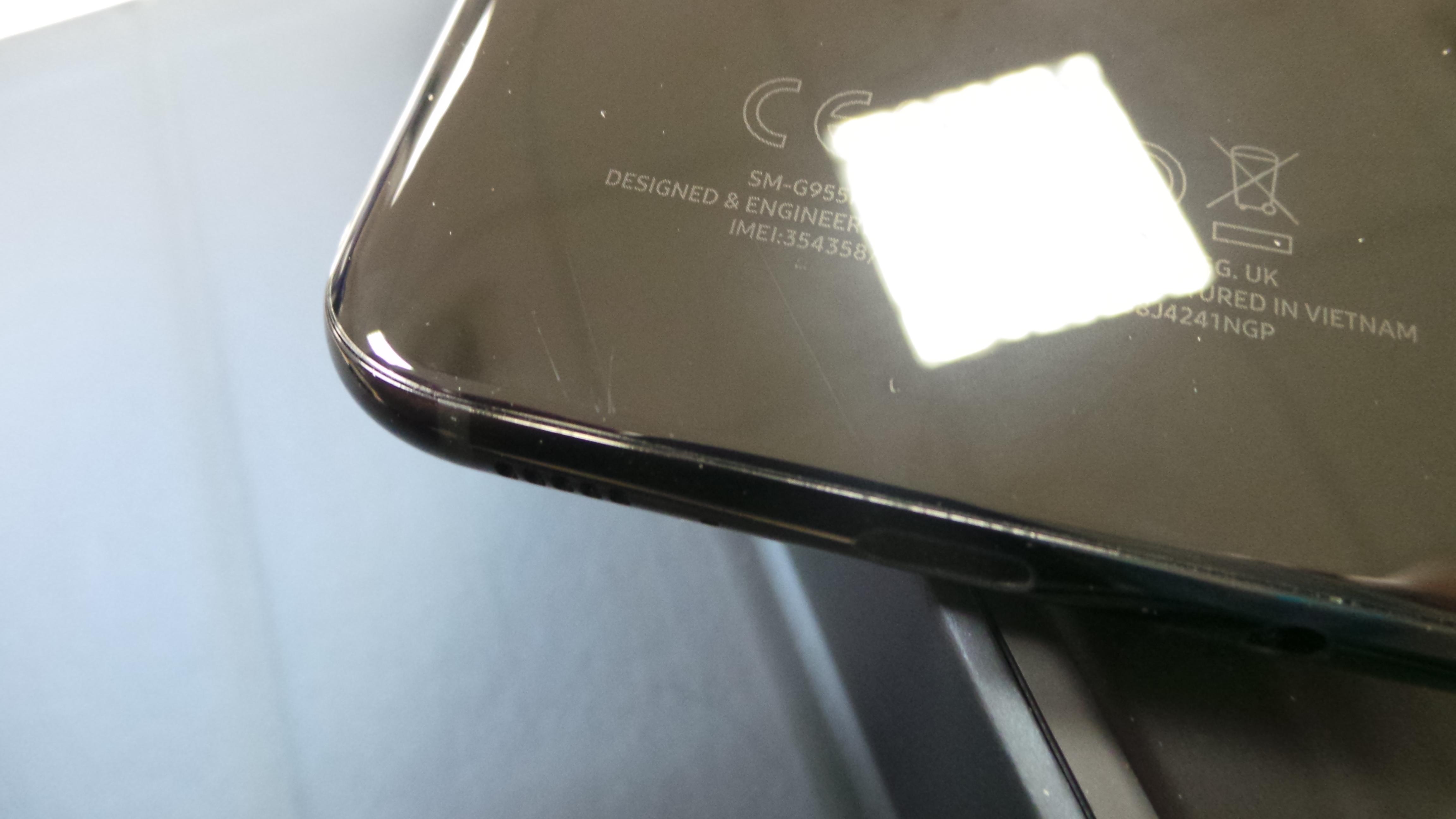 Solved: Samsung Galaxy S8+ Screen Glitches - Samsung Community