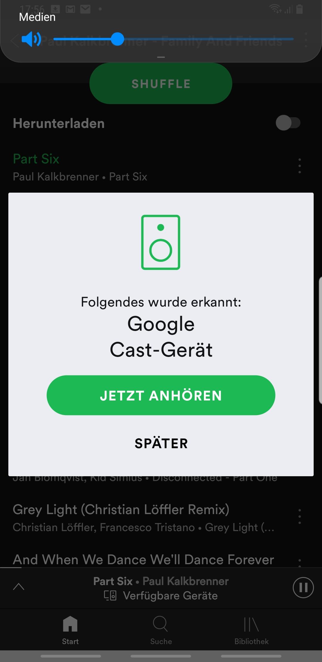 One Ui Startbildschirm