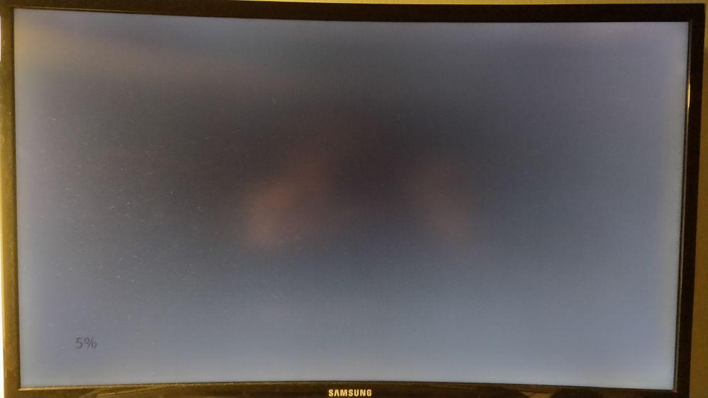 IRE 5% Samsung monitor