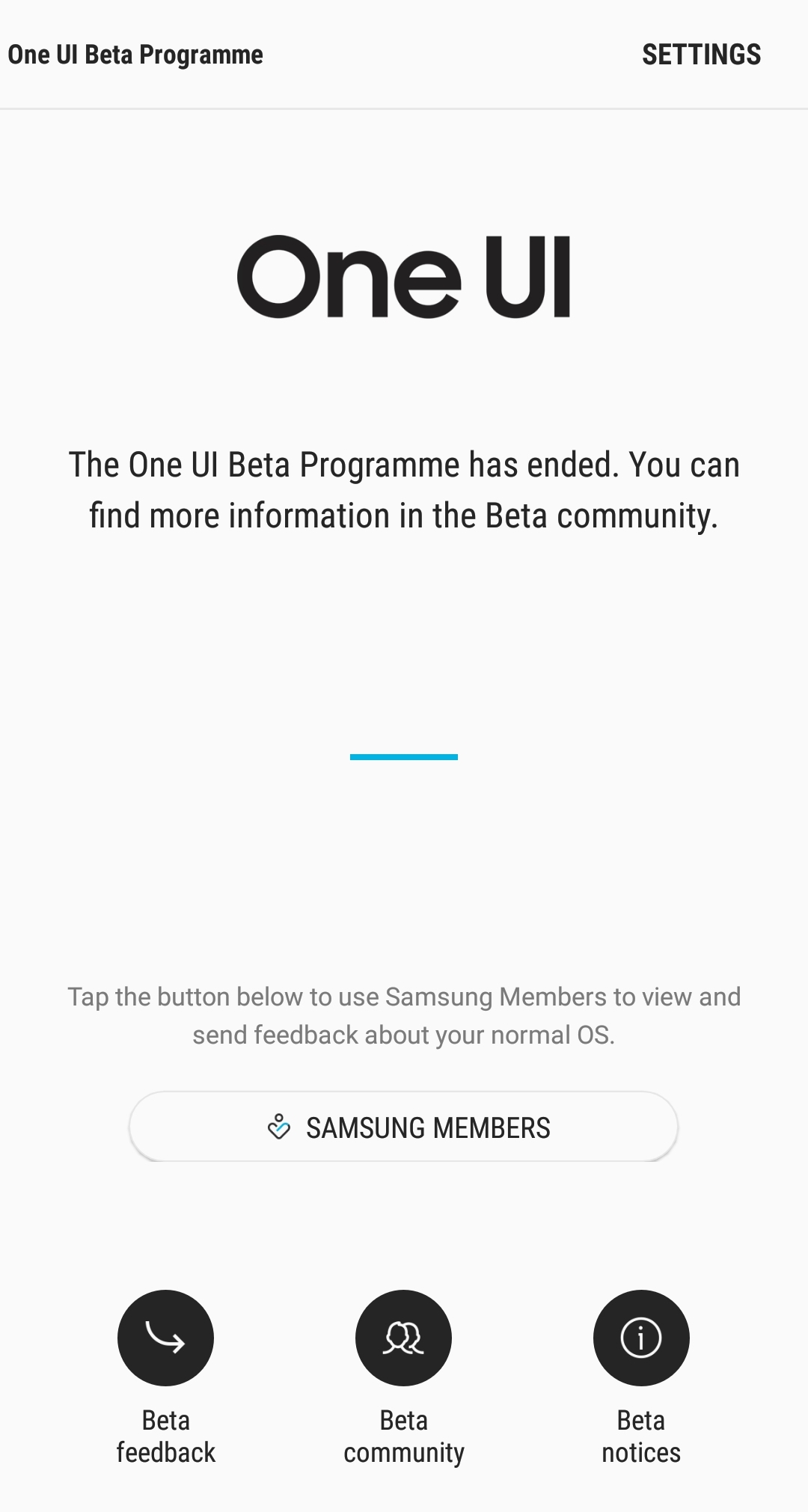 samsung members app not compatible with s8+