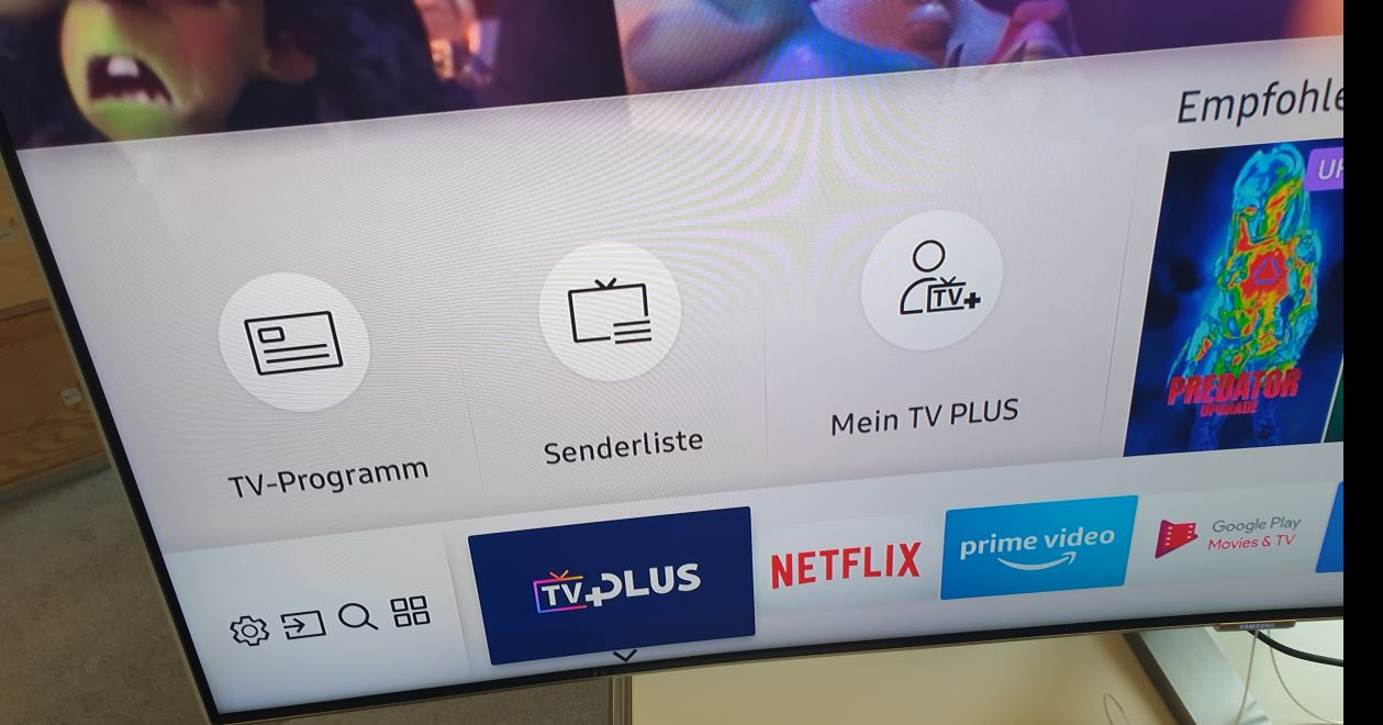 tv plus löschen