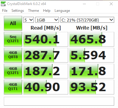 CrystalDiskMark on Asus SB950.png