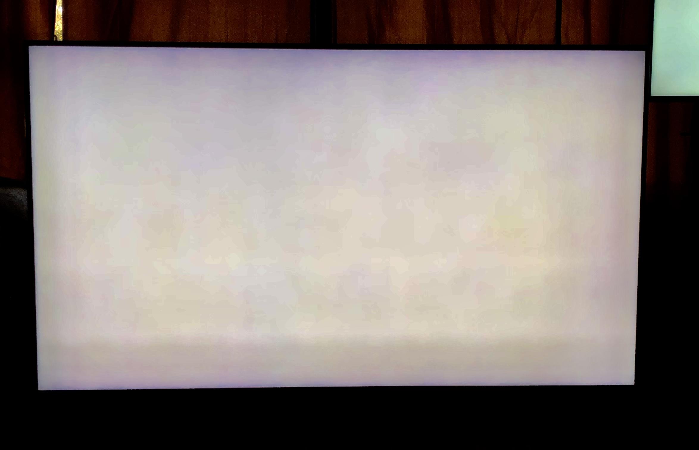 Q8FN Screen Defect? - Samsung Community