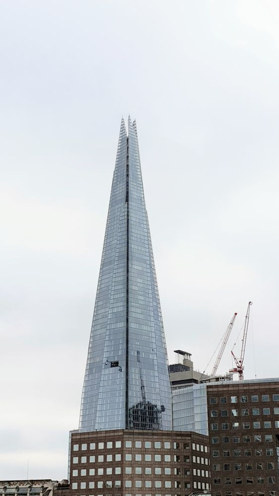 The Shard (in french l'« éclat », le « tesson »)