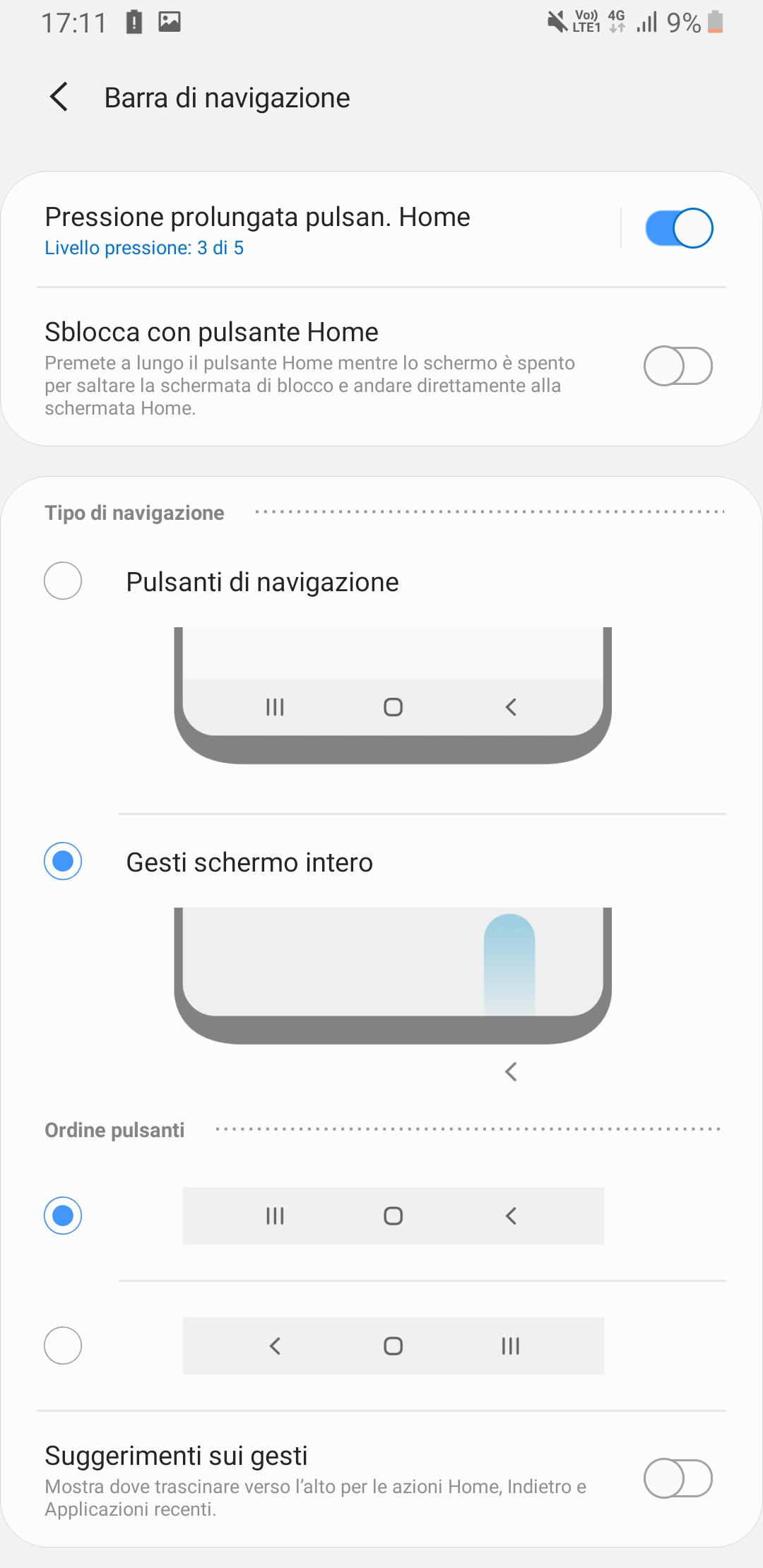 Giù dating app Android