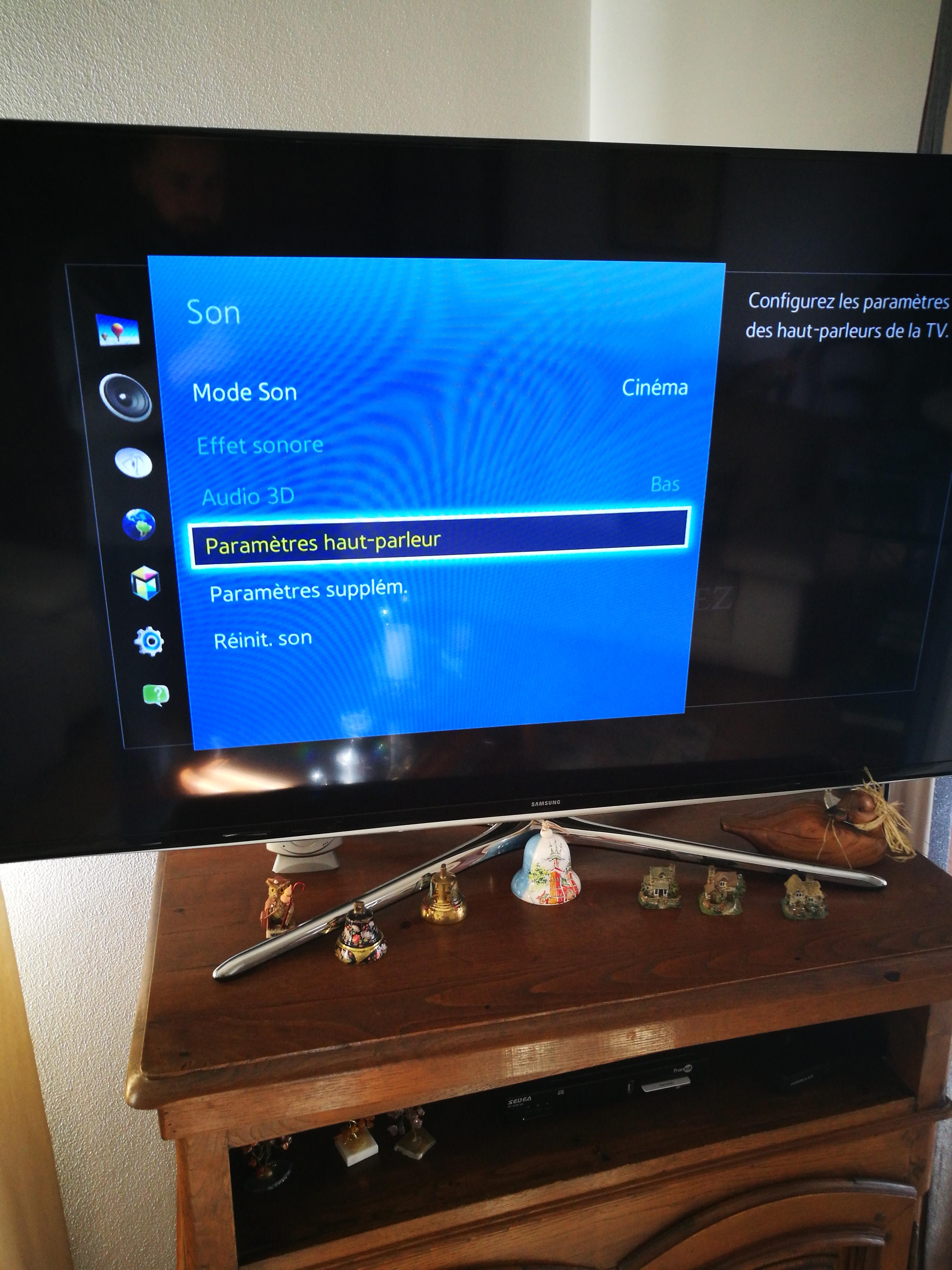 Résolu Casque Sur Tv Ue48h6400 Samsung Community