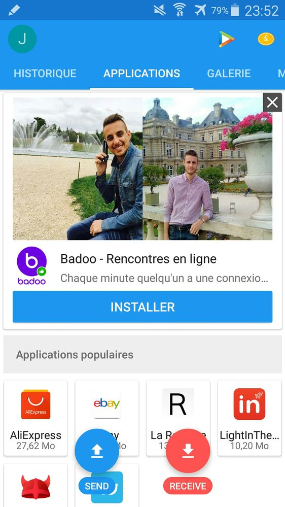 Est Badoo un site de branchement