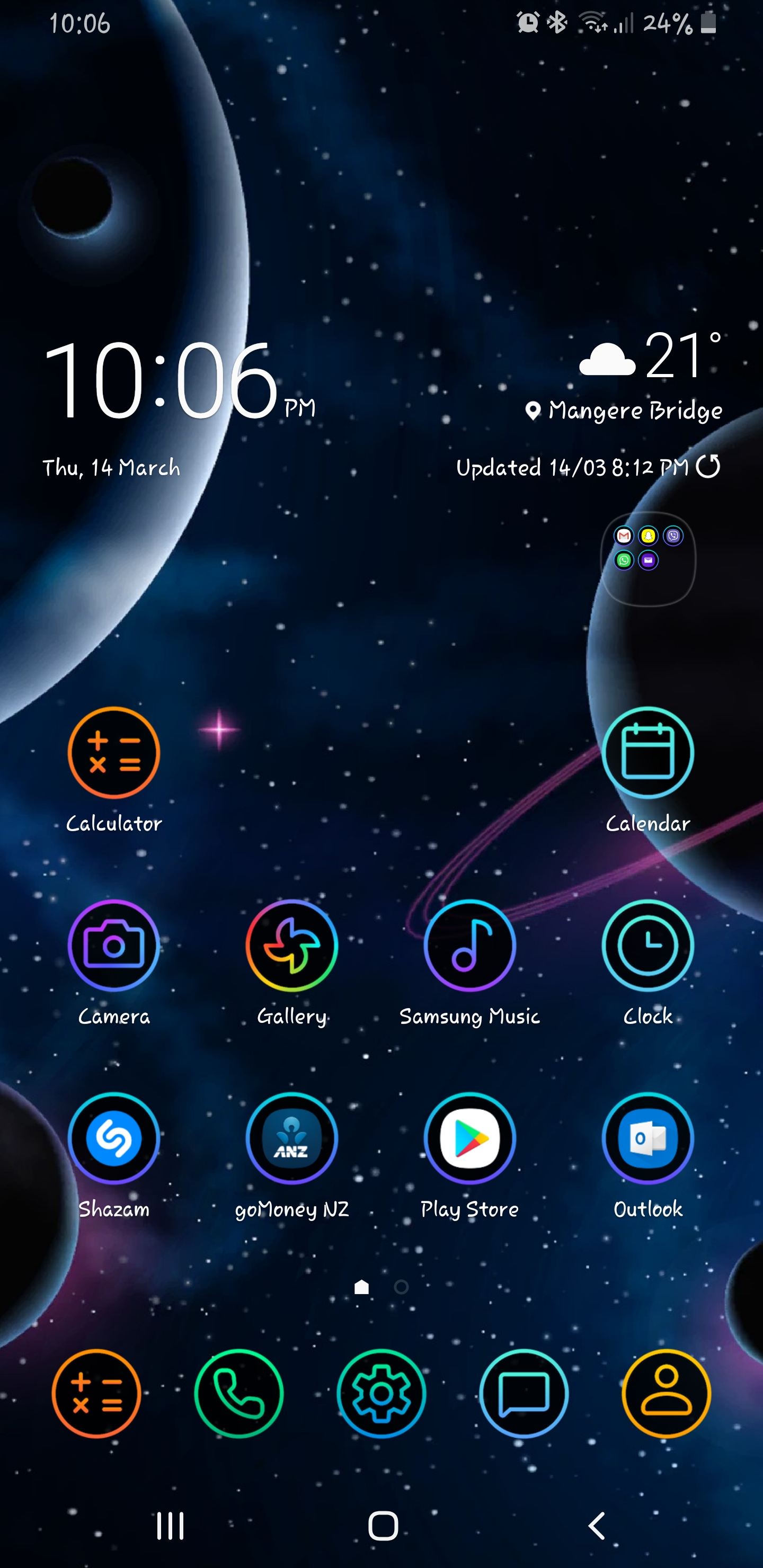 S9 Pie Upgrade Hate The New Look Samsung Community