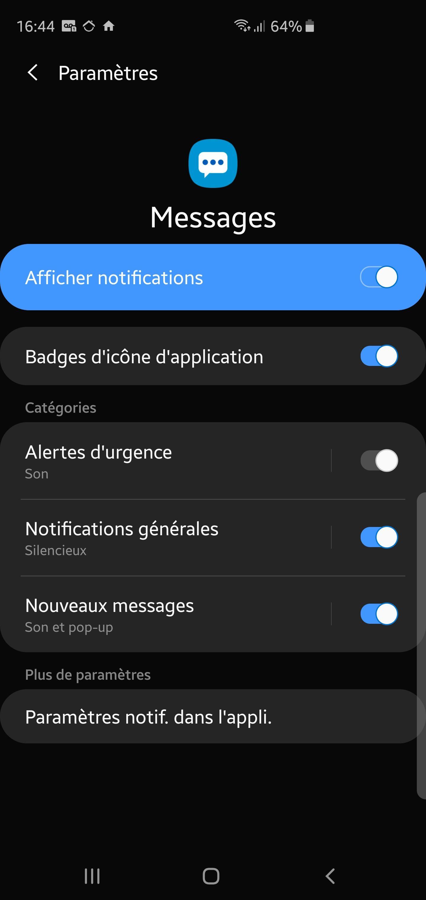 ALERTE SIFFLEMENT SAMSUNG TÉLÉCHARGER SMS