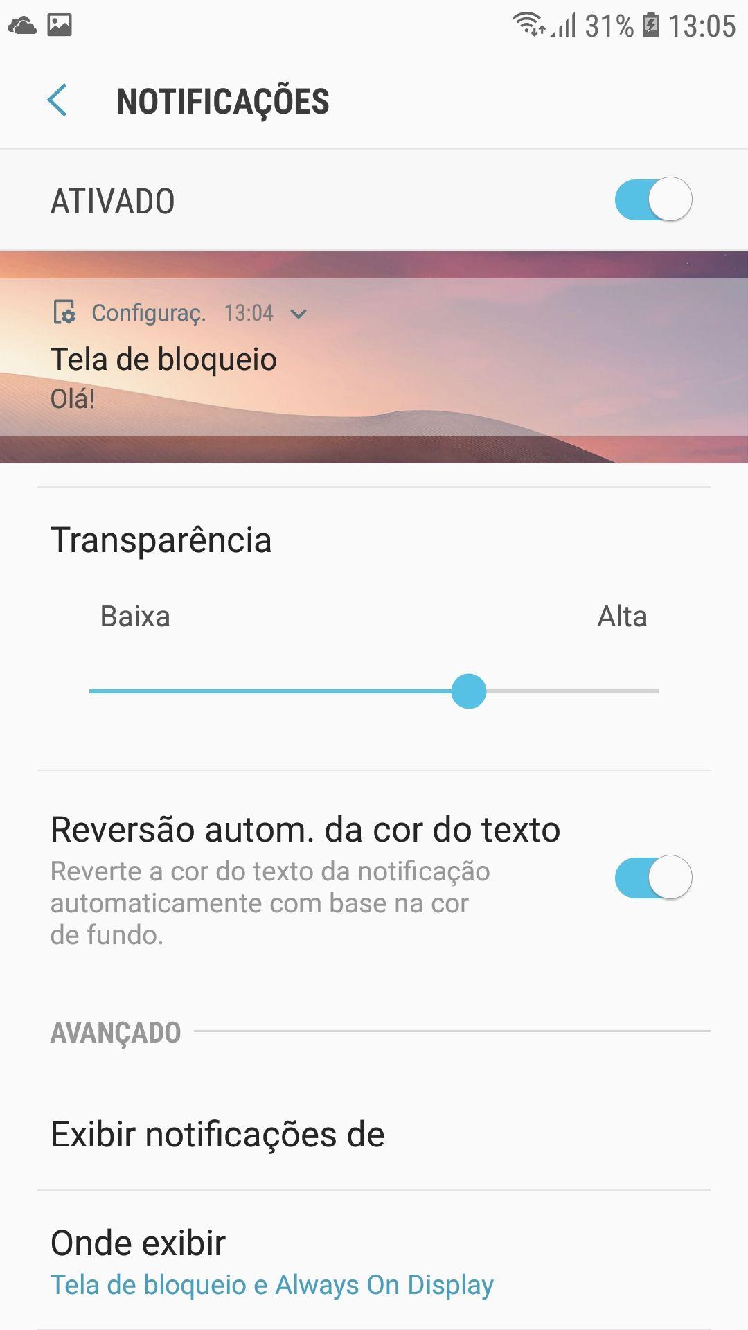 Solved: Lock screen notifications - Samsung Community