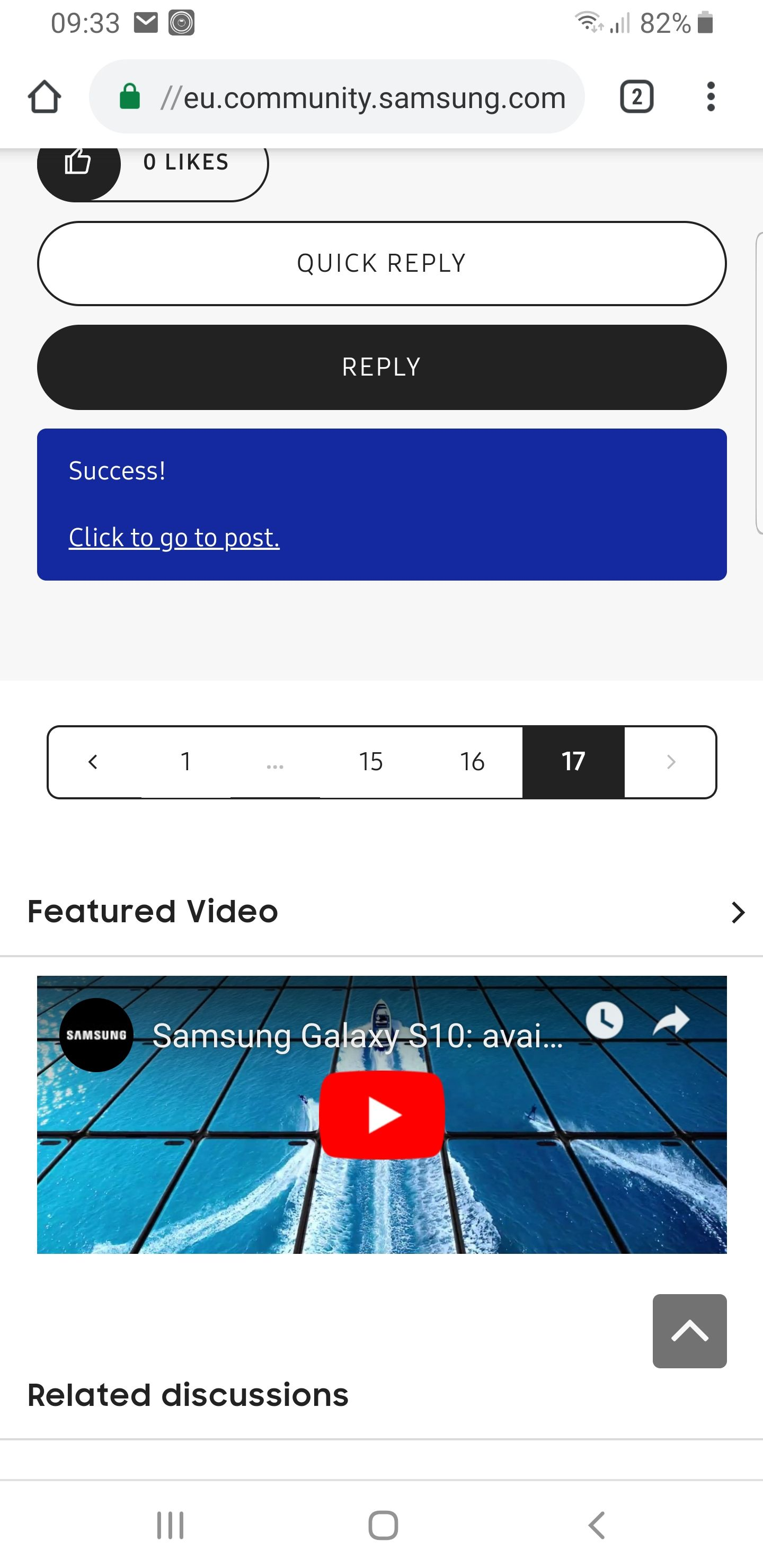 Galaxy S9 Bluetooth issues Android 9 Pie - Page 12 - Samsung