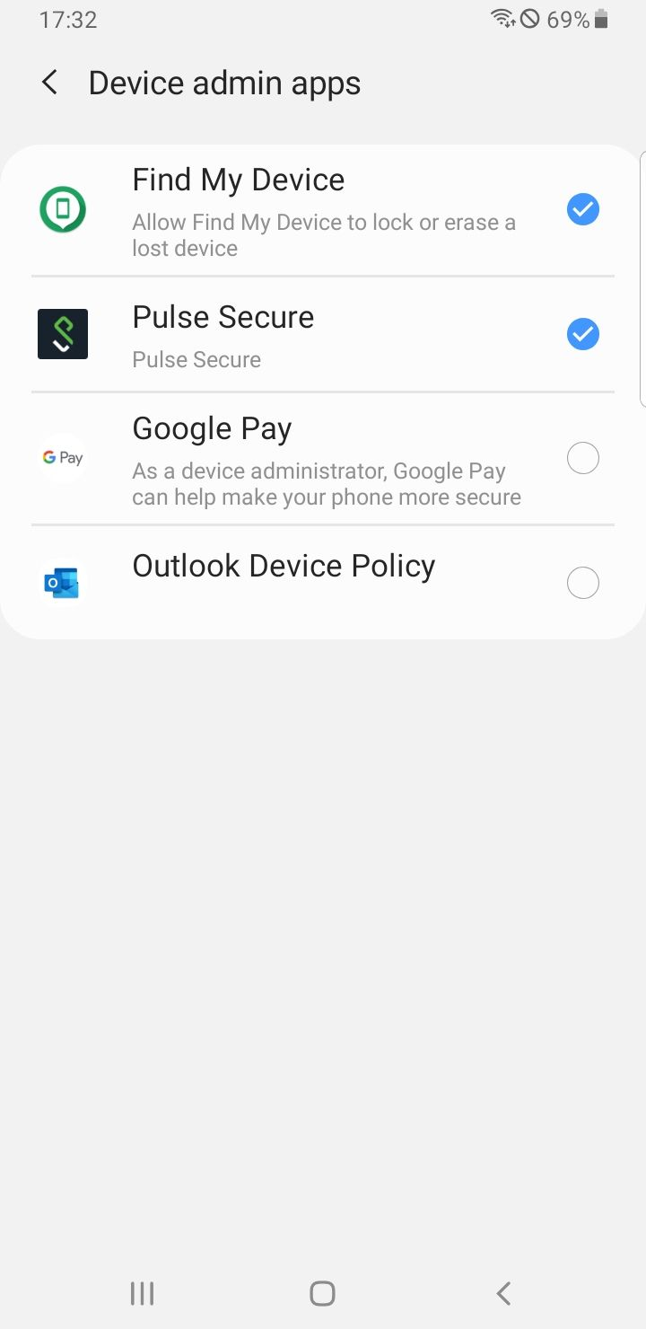 Solved: VPN PPTP Broken with HotSpot Galaxy S9 - Page 4 - Samsung