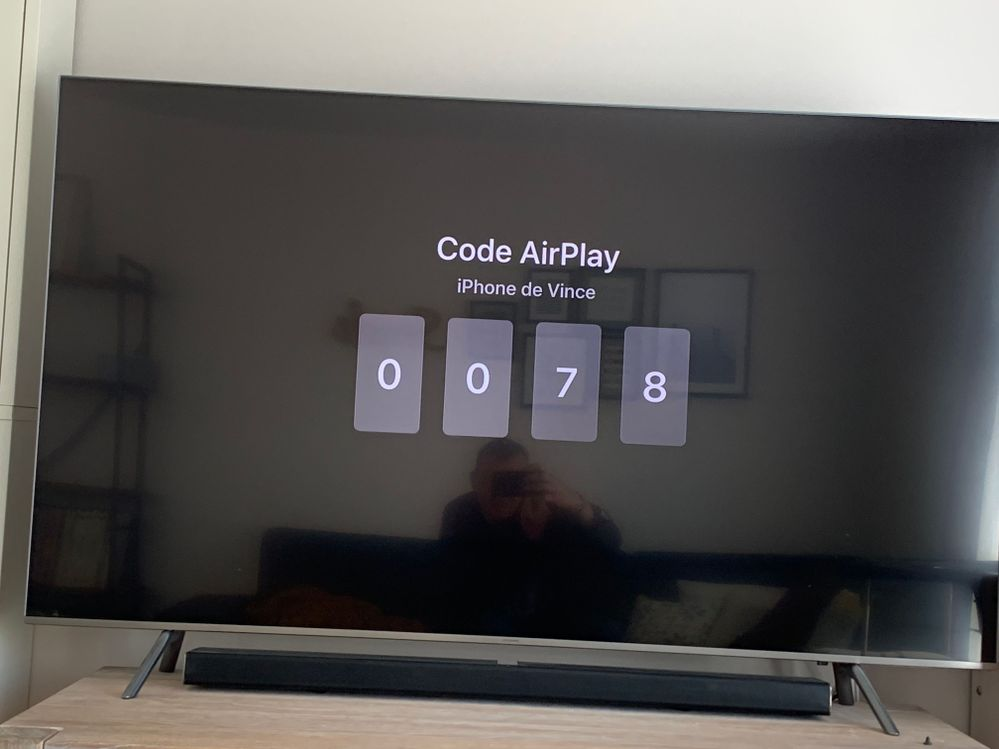 Solved: AirPlay 2 problem - Samsung Community