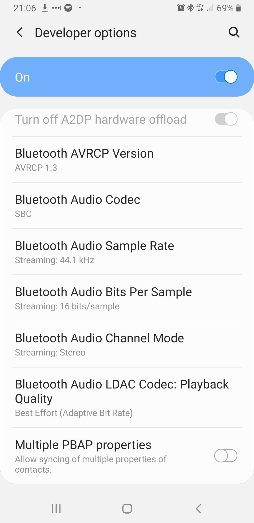 Galaxy S9 Bluetooth issues Android 9 Pie - Samsung Community