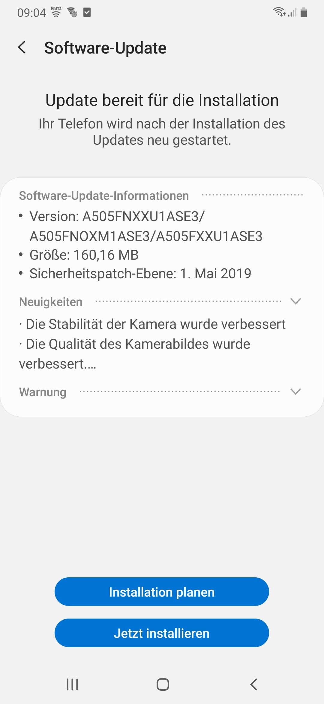 android wlan deaktiviert sich selbst