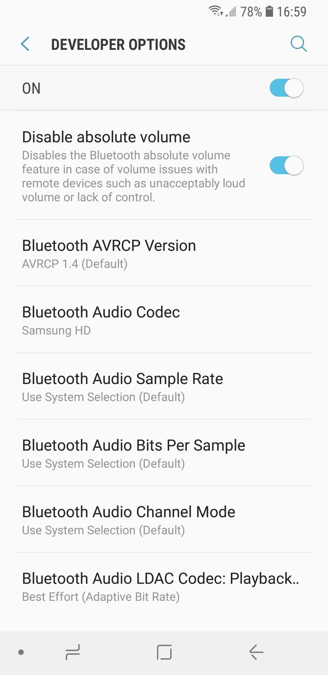 Galaxy S9+ bluetooth poor audio quality - Samsung Community