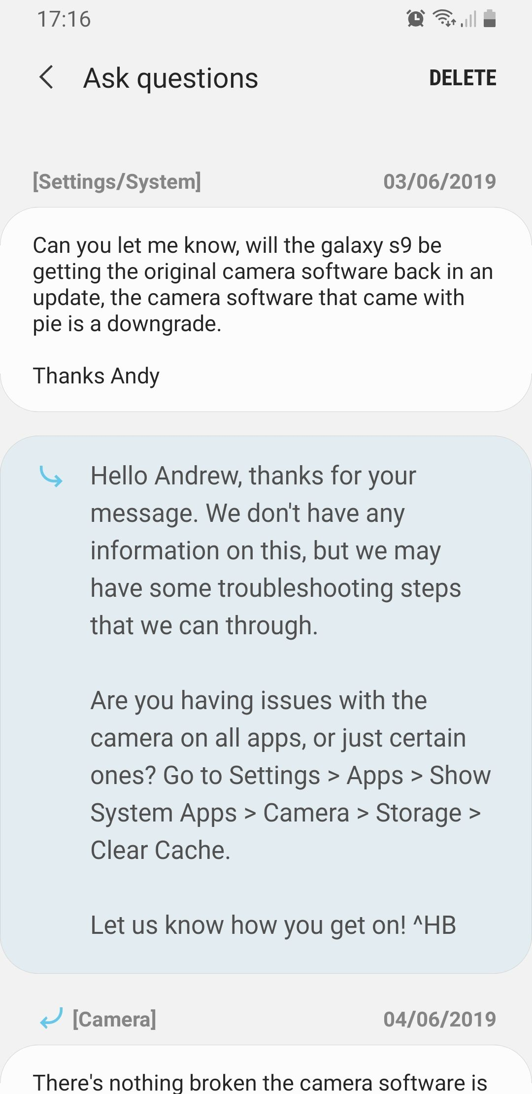 Pro mode video ONE UI - Page 16 - Samsung Community