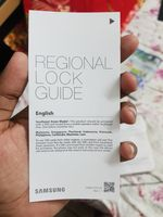 Here's the regional lock guide I got with my device. I believe the device has already been unlocked since all of the local operators work like charm.
