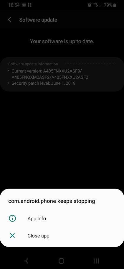 Sim Karte Nicht Erkannt.Gelöst Galaxy A40 Probleme Mit Congstar Sim Karte Samsung Community