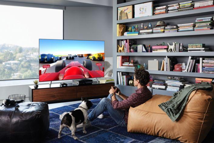 Console Gamen Op Je Qled Tv De Voordelen En Beste Instellingen Samsung Community